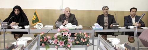 نشست مدیرعامل با بانوان شاغل در شرکت برق منطقهای یزد