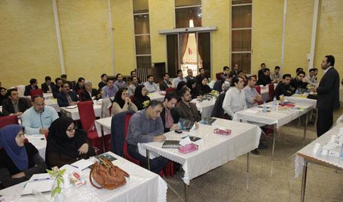 اولين دورهی تخصصي آموزش راهبري و مديريت پروژه النا با حضور عضو هيت علمي دانشگاه تهران