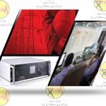 نصب و راهاندازی سيستم ضبط مكالمات در ۵ پست انتقال شبکهي برق استان