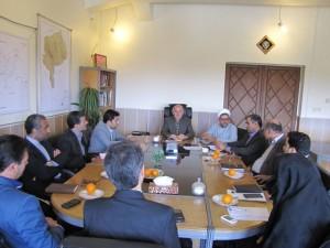 برگزاری اولین جلسه شورای فرهنگی شرکت برق منطقهای یزد در سال ۹۴