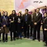 درخشش بانوان شاغل شرکت برق منطقهای یزد در مسابقات ورزشی کشوری