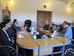 برگزاری جلسات ارزیابی بلوغ مدیریت پروژه در شرکت برق منطقهای یزد