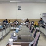 جلسه ارزیابی عملکرد GIS با حضور ارزیابان شرکت توانیر