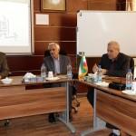 اولین جلسه مدیران عامل نیروگاههای استان با مدیرعامل شرکت برق منطقهای یزد