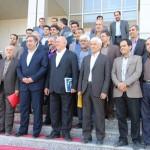 گزارش تصویری از دیدار مدیرعامل شرکت توانیر با مدیران و کارکنان صنعت برق استان یزد