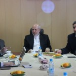 عکس/بازدید وزیر نیرو از پژوهشگاه خورشیدی یزد و حضور در شورای اداری شهرستان اشکذر