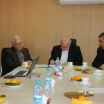 وزیر نیرو از مرکز توسعه فناوری انرژی خورشیدی یزد بازدید کرد