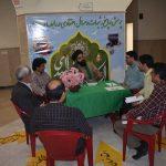 برگزاری جلسه پرسش و پاسخ با موضوع مهدویت در برق منطقهای یزد