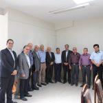 عیادت مدیران شرکت برق منطقهای یزد از سه همکار بازنشسته