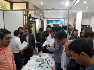 حضور شرکت برق منطقهای یزد در نمایشگاه دوازدهمین همایش بینالمللی انرژی