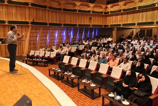 سمینار آموزشی مدیریت خشم در شرکت برق منطقهای یزد