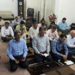برگزاری حلقه صالحین و چهل و هشتمین جلسه تفسیر موضوعی قرآن مجید