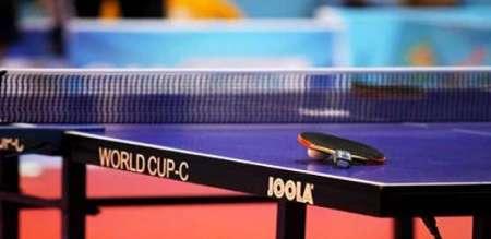 کسب مقام دومی مسابقات تنیس روی میز صنعت آب و برق استان توسط همکار
