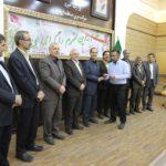 قدردانی از کارکنان امور انتقال نیرو با حضور مدیرعامل