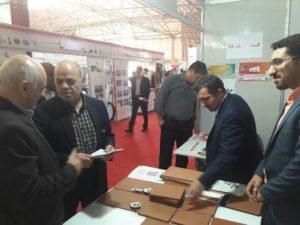 حضور مرکز پژوهشهای خورشیدی برق منطقهای یزد در سه نمایشگاه داخلی