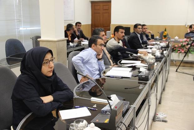 برگزاری دوره آموزشی هزینه جبران تلفات برق در برق منطقهای یزد
