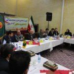 برگزاری دومین گردهمایی مدیران خدمات مشترکین برقهای منطقهای کشور در یزد