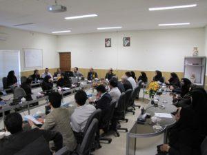 برگزاری کارگاه آموزشی سلامت جسمانی و سبک زندگی در برق منطقهای یزد