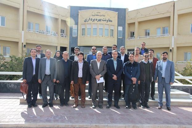 برگزاری اولین ارزیابی مرکز دیسپاچینگ منطقهای یزد