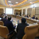 آشنایی نمایندگان صنایع و نیروگاههای استان یزد با آییننامه ایمنی در عملیات انتقال نیروی برق