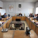 برگزاری اولین نشست کمیته مدیریت بحران شرکت برق منطقهای یزد/ انجام اقدامات پیشگیرانه برق منطقهای یزد برای مواجهه با حوادث احتمالی سیل