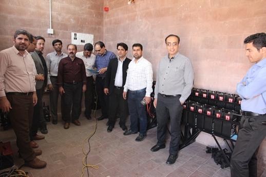 کارگروه تدوین دستورالعملهای مرتبط با سیستم DC در برق منطقهای یزد تشکیل جلسه داد