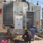 پایان پروژه اصلاح و بهینهسازی تابلو کنترل و مارشالینگ ترانسهای شرکت برق منطقهای یزد