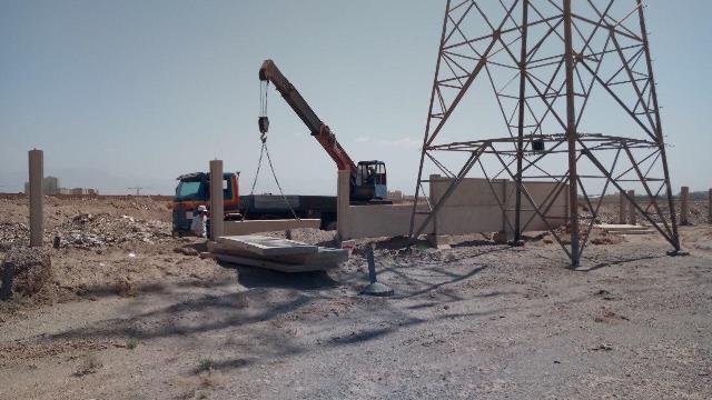 پاکسازی حریم سه خط فوق توزیع در استان یزد توسط برق منطقهای یزد