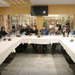پاسخگویی مدیرعامل برق منطقهای یزد به خبرنگاران پارلمانی