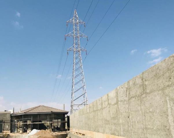 رفع تجاوز از شبکه برق فشارقوی ۶۳ کیلوولت توسط برق منطقهای یزد