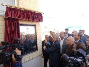 گزارش تصویری از افتتاح پروژه های صنعت آب و برق با حضور وزیر نیرو