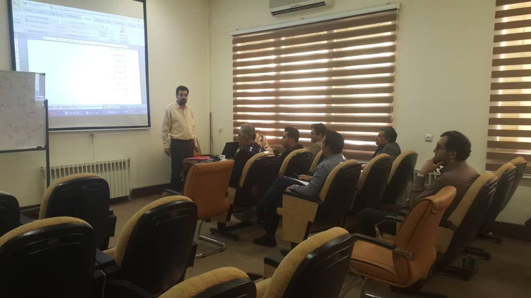 برگزاری دوره آموزشی حفاظت ویژه در شبکه های برق ایران