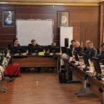 برگزاری جلسه مجمع عمومی چهار شرکت برق منطقه ای کشور در یزد