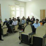 برگزاری دوره آموزشی آشنایی با کابل در برق منطقه ای یزد