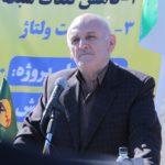 مدیرعامل شرکت برق منطقهای یزد در آیین کلنگ زنی پست بهاباد:  ۴۰درصد از برق شهرستان بهاباد در بخش صنعت مصرف می شود