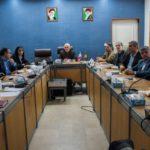 تشکیل جلسه کمیتهی سلامت شرکت برق منطقهای یزد جهت مقابله با بیماری کرونا