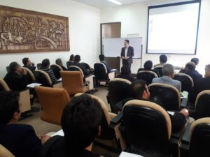 برگزاری دوره مدیریت خشم برای کارشناسان نوبت کار برق منطقه ای یزد