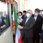 گزارش تصویری افتتاح ۱۴ پروژه صنعت برق استان یزد توسط وزیر نیرو