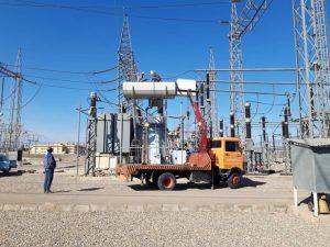 ۲۹۰۰ برنامه نگهداری و تعمیرات شبکه انتقال استان یزد در ده ماهه سال ۹۹