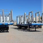 ساخت دو بی سیار ۱۳۲ کیلوولت اضطراری در شرکت برق منطقه ای یزد