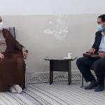 دیدار مدیرعامل برق منطقهای یزد با مسئولان شهرستان میبد