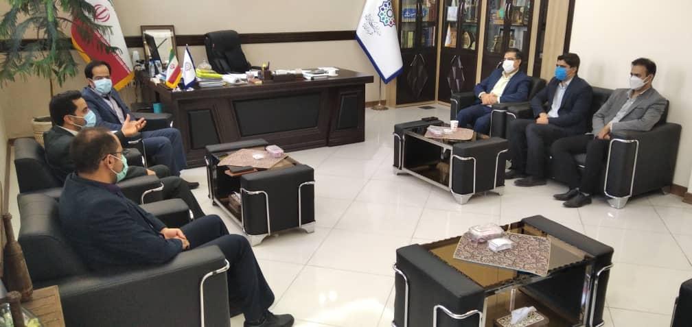 تعامل صنعت برق و سازمان فرهنگی اجتماعی ورزشی شهرداری یزد جهت گذر موفق از پیک بار