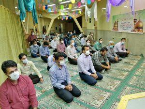 برگزاری جشن دهه کرامت در برق منطقهای یزد