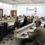 انعقاد تفاهم نامه ترویج و توسعه نماز بین برق منطقهای یزد و ستاد اقامه نماز استان
